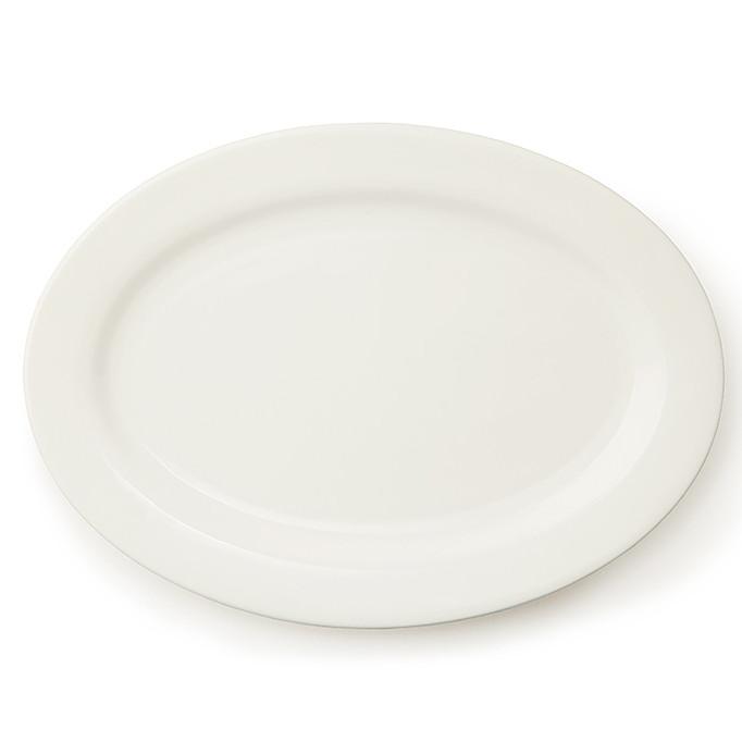 Блюдо овальное с широкими полями (310x225 мм.)