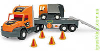 """""""Super Tech Truck"""" з сміттєвозом, Wader"""