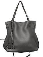 Модна жіноча сумка 8090 grey TN