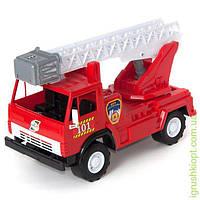 027 Пожарная машина Х2 ОRioN