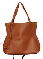Модна жіноча сумка 8090 brown