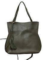 Модна жіноча сумка 8090 green