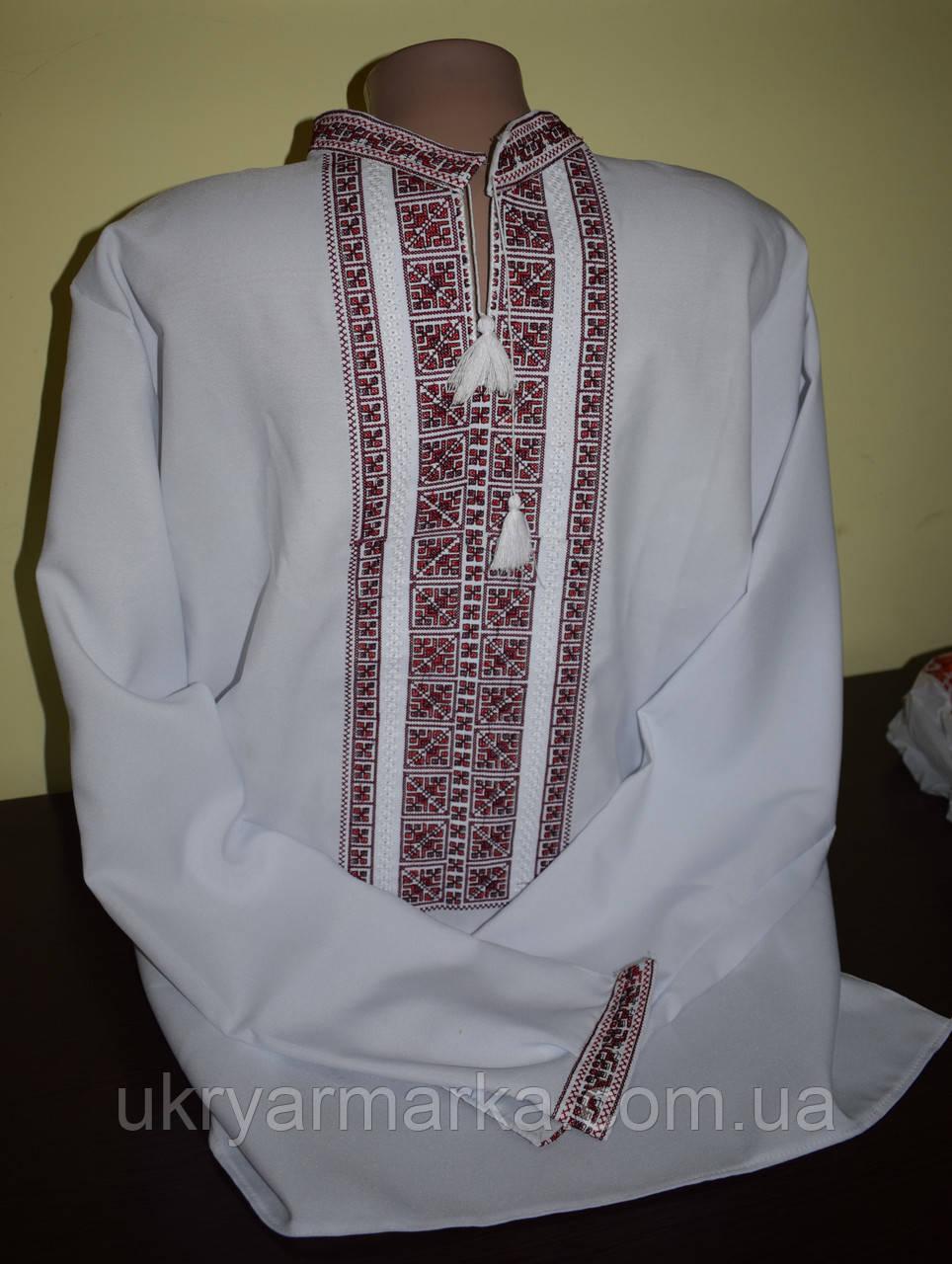 Чоловіча вишивана сорочка
