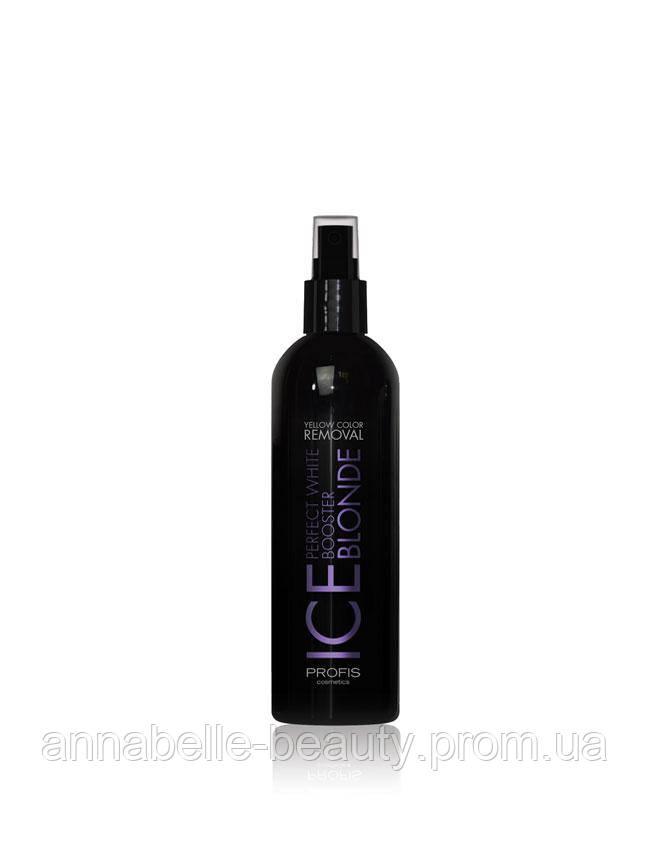 Profis Спрей-усилитель для осветления волос ICE BLONDE 250 мл