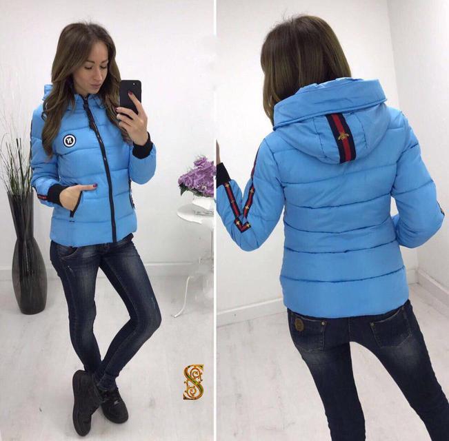 80ef8a99 Короткая женская модная куртка - хит 2018г.: продажа, цена в ...