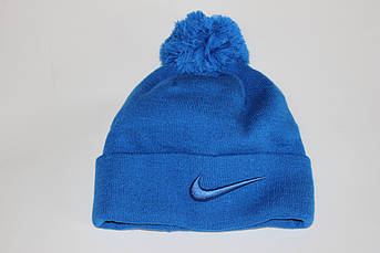 Шапка Nike с помпоном