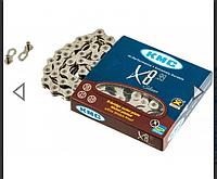Цепь - KMC X8.99 silver
