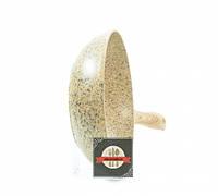 """Сковорода WOK """"Crema Nova"""" 28х8см алюминиевая с каменным антипригарным покрытием Fissman"""