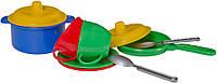 """""""Маринка 3"""" 0700, детская посудка, игровой набор, детская кухня, игрушечная посуда"""