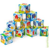 Азбука кубик ОRioN