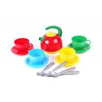 Набор Алмазная ж, детская посудка, игрушечная посуда, кухня, игра