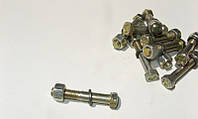 Болт крепления шаровой к кулаку ЗАЗ 1102-1105,Таврия,Славута