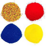 Цветные гранулы (без запаха) для стирального порошка, 100г