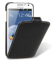 Кожаный чехол для Samsung i9260 Galaxy Premier Melkco Jacka Type -черный
