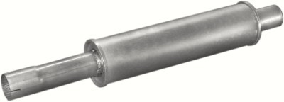 Глушитель передн часть VW: PASSAT 2.0 16V 94-96, VENTO 2.8VR6 07.95-04.98