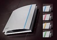 Вентилятор вытяжной Soler&Palau Silent-100 CZ DESIGN 3C с обратным клапаном 100мм (Испания), белый