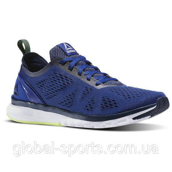 1cfad2e0 Мужские кроссовки для бега Reebok Print Smooth Clip Ultraknit(Артикул:BS5132)  - магазин