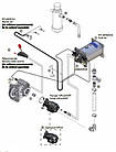 Гидравлический комплект OMFB на MITSUBISHI (с электрическим клапаном) , фото 2