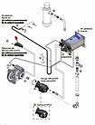 Гідравлічний комплект OMFB на MITSUBISHI (з електричним клапаном), фото 2