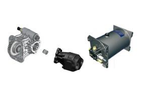 Гидравлический комплект OMFB на MITSUBISHI (с электрическим клапаном)