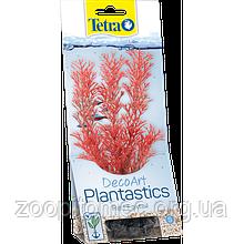 Рослина Tetra (Тетра) DecoArt Plantastics Red Foxtail перистолистник червоний пластик М 23 см