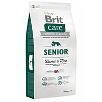 Корм Brit Care Senior Lamb&Rice
