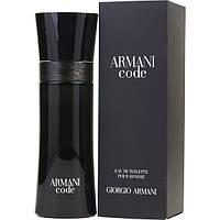 Парфюмированная вода  Armani Code