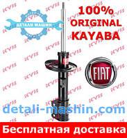 """Амортизатор левый передний газомасляный (стойка левая) """"Kayaba"""" 339789 Excel-G Fiat Doblo (Фиат Добло)"""