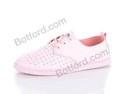Кроссовки L.B. L118 pink розовый