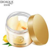 Патчи для глаз с коллагеном и витамином С BIOAQUA EP Eyes Fruit Extract Mask (60шт)