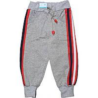 Штаны спортивные с красной полоской
