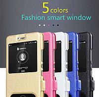 Кожаный чехол книжка Anakonda для LG G7 One (5 цветов)