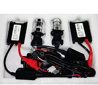 Комплект ксенона HID H4, ксенон h4 6000k, полный комплект ксенона для установки в авто, ксеноновые лампы