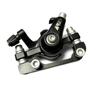 Тормоз дисковый ARES (калипер) MDA08 задний механический