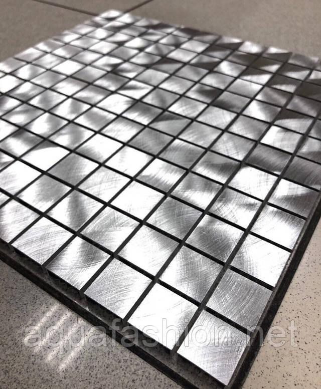 Серебряная мозаика для отделки Vivacer MT1