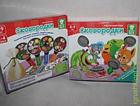 Игра настольная Сковородки, Vladi Toys