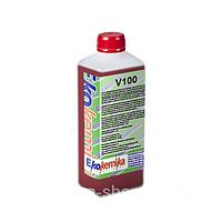 Средство для очистки двигателя Ekokemika V100 концентрат 1 л