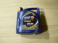 Моторное масло ELF Evolution 900 SXR  5W30  ( 5 литров )