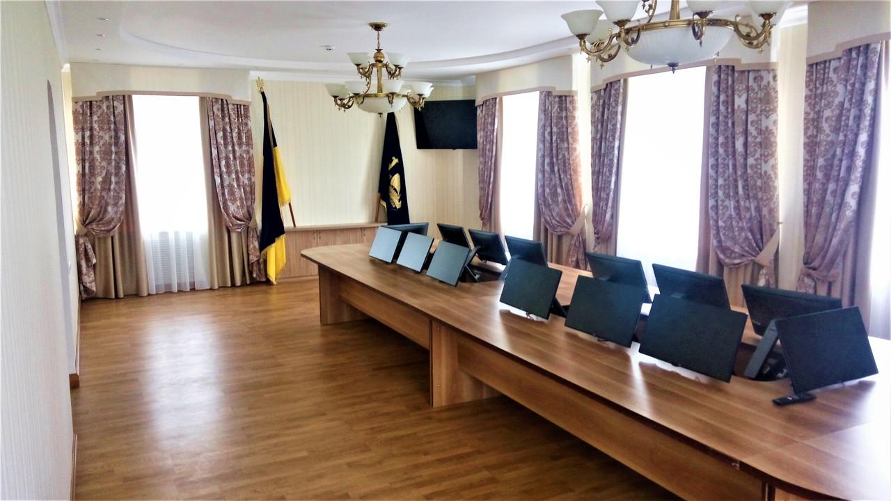 Шторы в кабинет, офис