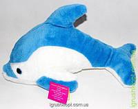 """Игрушка мягкая """"Дельфин малый"""" тм Золушка"""