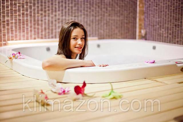 Ванночки призванные улучшить состояние кожных покровов