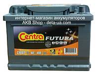 Аккумулятор CENTRA™ Futura 61А/ч R+ арт.СА 612