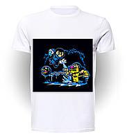 Футболка Geek Land Мортал Комбат Mortal Kombat Fight MK.001.10