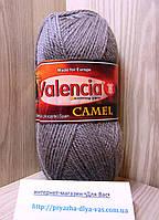 100% верблюжья шерсть (100г/ 174м) Valencia Camel F504