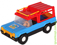 Іграшкова машинка авто-сафарі, WADER