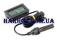 Гигрометр цифровой влагомер (измерение температуры и влажности в улье или инкубаторе)