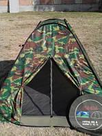 Палатка летняя KAIDA камуфляж 2х2х1,4 м, фото 1