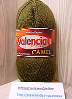 100% верблюжья шерсть (100г/ 174м) Valencia Camel 18-1048