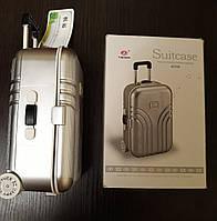 Шкатулка музыкальная с балериной чемодан