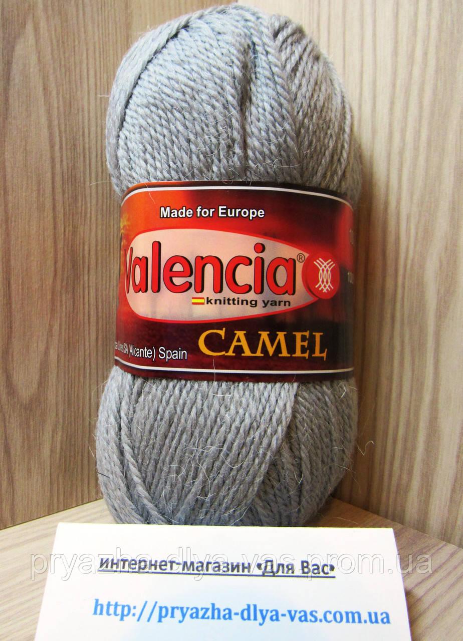 100% верблюжья шерсть (100г/ 174м) Valencia Camel F614